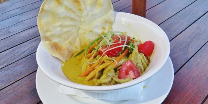Prawn and Chicken Curry